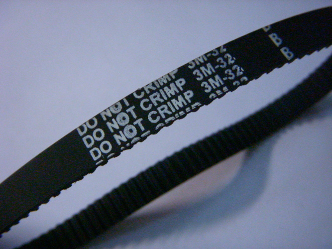 Зубчатый ремень 3M-327 для полировочной машины