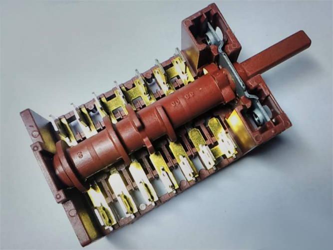 Переключатель 850607 7LA-Gottak для электропечи TUMB654, Zigmund&Shtain