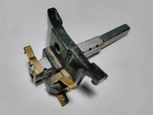 Щетка 8*6 с держателем на двигатель пылесоса LG