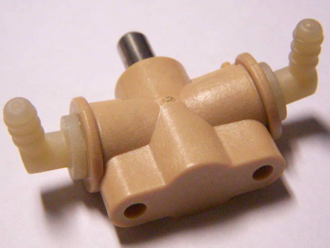 Маслонасос электропилы Интерскол, Craft-Tec, Ворскла с прямым двигателем