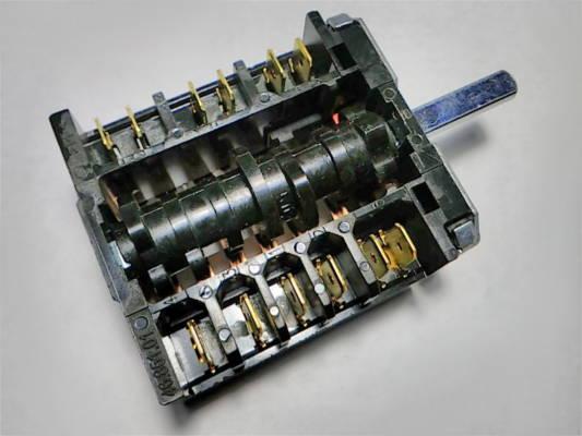 5-позиционный переключатель EGO 46.25866.500 для электроплиты