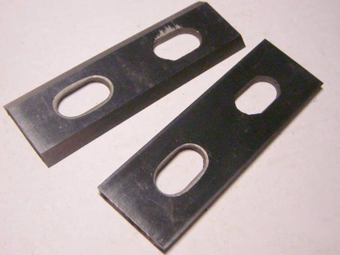 Комплект ножей электрорубанка Rebir IE-5708C 75*23 мм