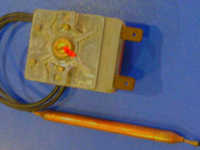 Терморегулятор для отечественного водонагревателя