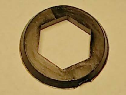 Разделительное кольцо между ступенями погружного насоса Sprut 100QJD