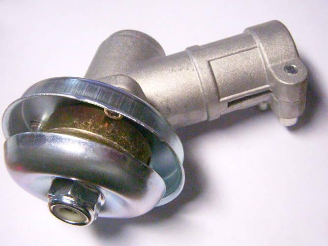 Нижний редуктор бензо, электрокосы под трубу 26 и квадрат 5*5 мм