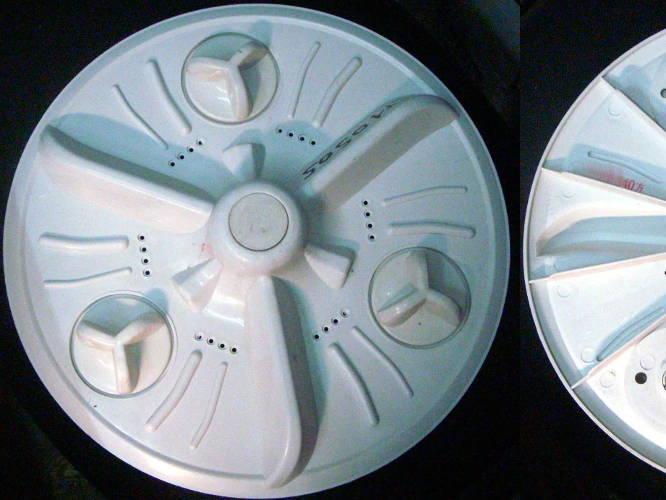 Рабочее колесо стиральной машины Saturn ST1601, 1601, 1602, 1606