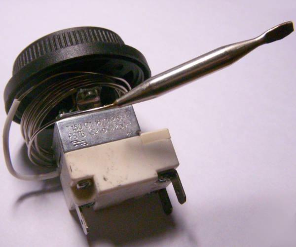 Терморегулятор Sanal WYF200F для электроплиты в диапазоне 60-200°C