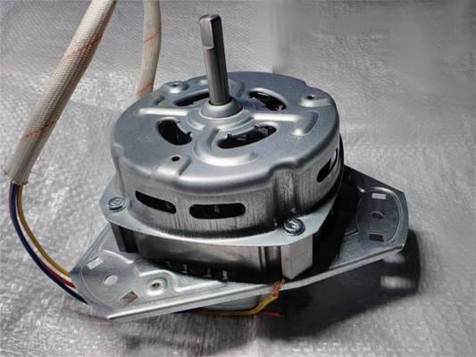 Двигатель центрифуги стиральной машины SATURN ST-WK7606