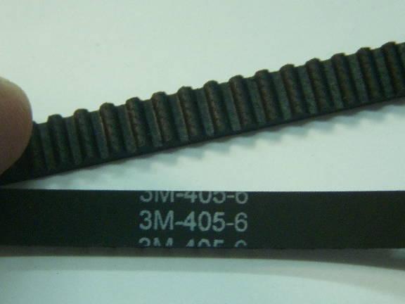 Ремень 3M-405-6 привода хлебопечки Элта