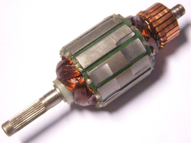 Якорь 38*116 для электрокосы Протон ЭТ-650