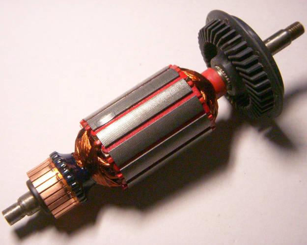 Якорь двигателя болгарки Bosch 115