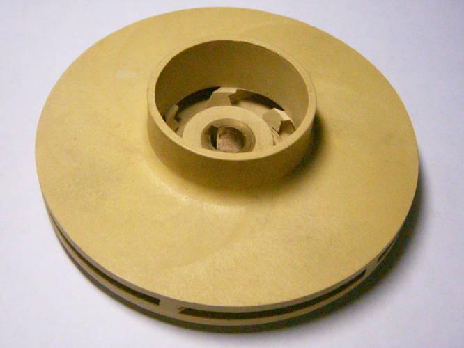 Рабочее колесо 110*46*10 для центробежного насоса диаметром