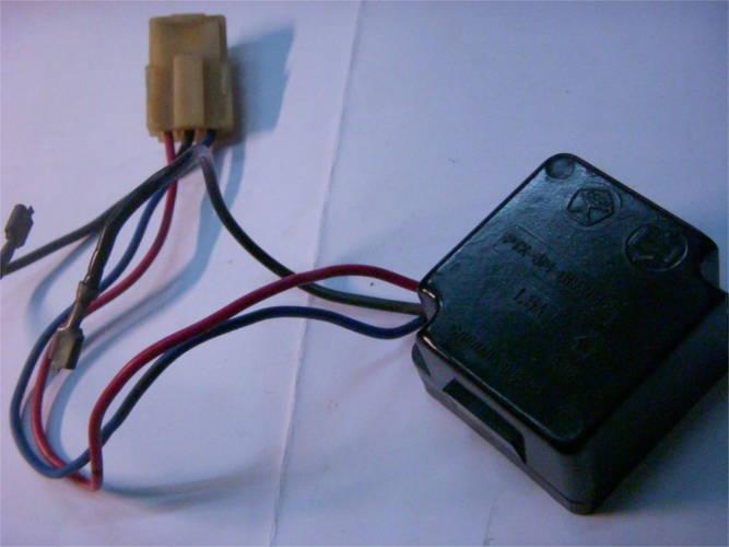 Пусковое реле на 1,5 ампера РТК-3М-01УХЛ4.2