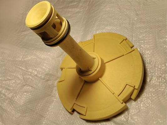 Диффузор насоса Sprut под крыльчатку 152-158 мм