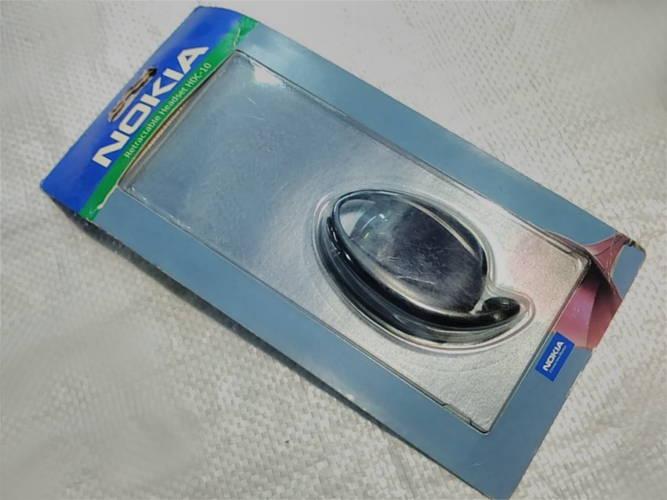 Гарнитура телефонов Nokia rectractable Headset HDC-10