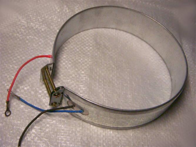 Нагревательный тэн на термопот диаметром 147 мм мощностью 750 Вт