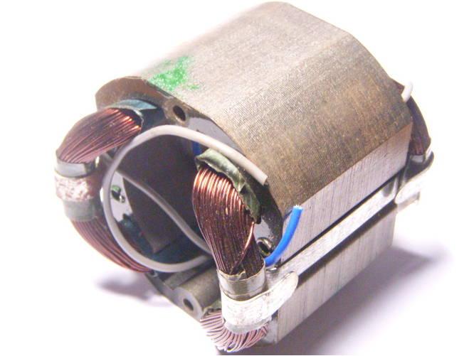 Статор для перфоратора Powertec PT 1303