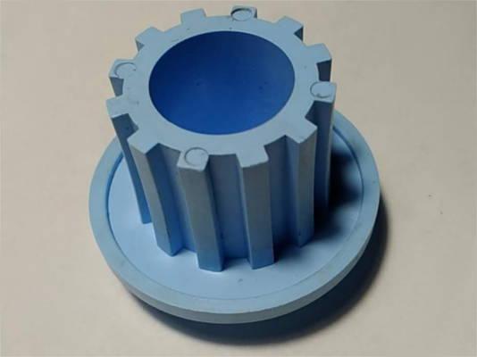Муфта привода шнека электромясорубки Zelmer 1000.88