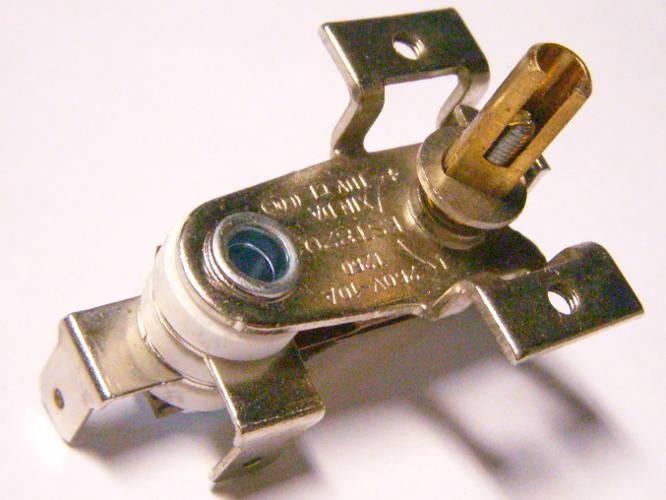 Биметаллический регулятор на 16 Ампер для электродуховки