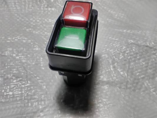 Силовая кнопка DKLD DZ-6 15A 4 клеммы вкл/выкл для электрооборудования