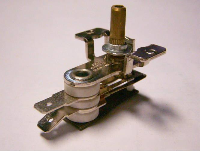 Биметаллический терморегулятор для электродуховки Vimar VEO-5930, VEO-55100, VEO-6512, VEO-4623R, VEO-3916, VEO-4670, VEO-4822, VEO 4240