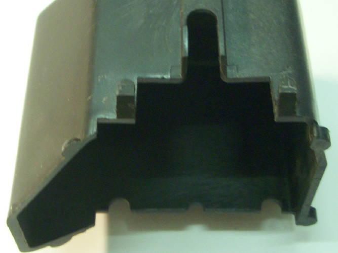 Защитный кожух пускового реле на компрессоре холодильника Атлант