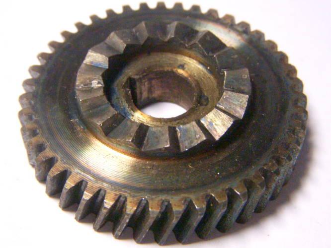Шестерня 46*10*Z43-HR15 для ударной электродрели Craft-tec CX-ID 220