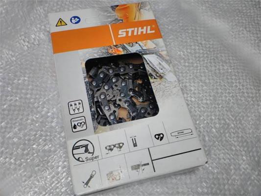 Штилевская твердая цепь Stihl Super 57 электропилы Foresta, Craft-Tec