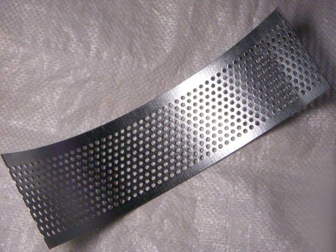Полукруглая сетка с ячейкой 4мм для зернодробилки Икор 01 Промэлектро