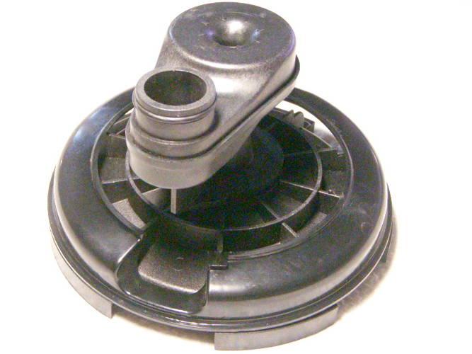 Диффузор насоса под колесо 130 мм с патрубком 41 мм