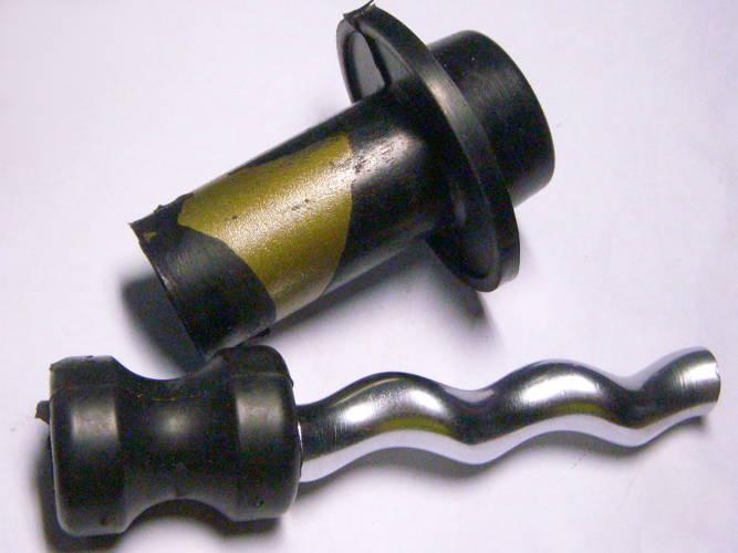Шнек погружного насоса Sprut 4S QGD1.2/1.8-50, Maxima 4QGD 0.5