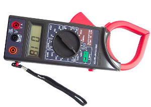Цифровой мультиметр с токовыми клещами DT266C