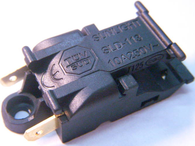 Термостат выключатель SLD-113 для электрочайника Bosch, Maestro, Saturn, Scarlett