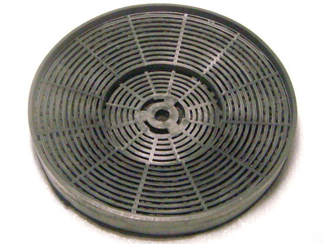 Угольный фильтр d174*h23 мм для кухонной вытяжки Piramida, Mekappa, Borgio