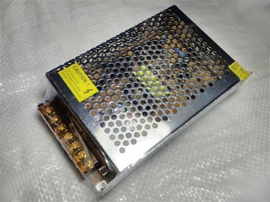 Источник питания MH180 12V 15A мощносью 180 Вт