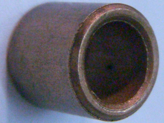 Латунная втулка 7*10*10 для болгарки, электродрели, циркулярной пилы