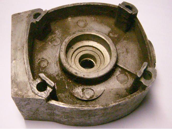 Промплощадка дисковой электропилы Powertec