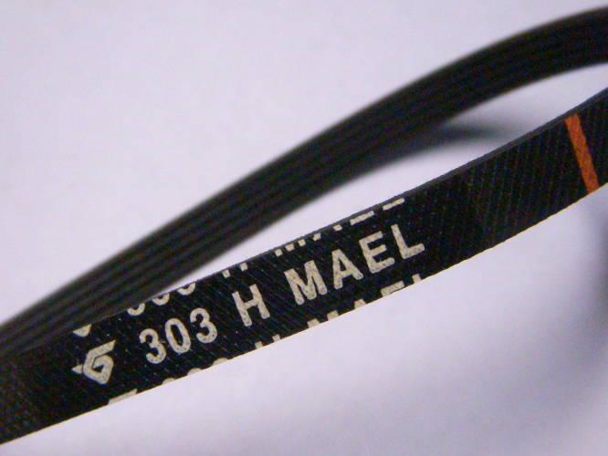 Оригинальный 303-й ремень для рубанка Фиолент 5714