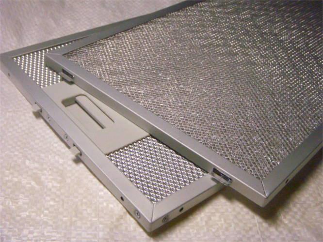 Комплект жироуловителей 490*200 для кухонной вытяжки Mekappa