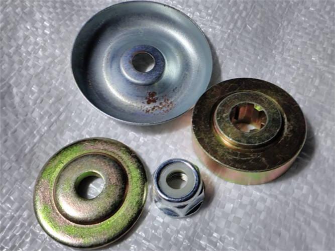 Комплект фланцев бензокосы под 6 шлицов