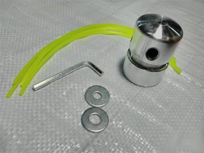 Простая надежная косильная головка для электрокосы