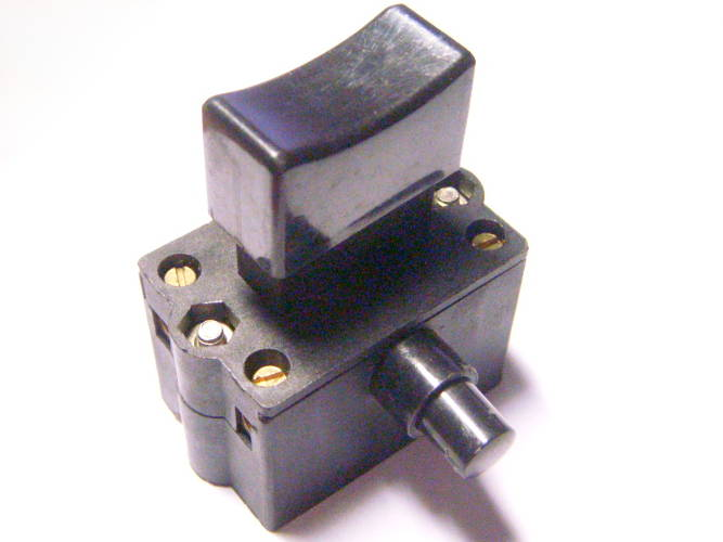 Кнопка FA4 -10/2DB для болгарки и электропилы