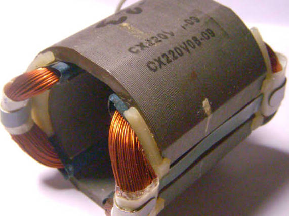 Статор электродрели Craft-Tec, WinTech WID-818 B под якорь 35 мм