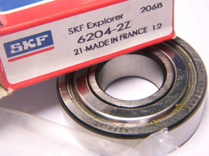 Подшипник 6204-2Z 20*47*14 мм для стиральной машины BEKO