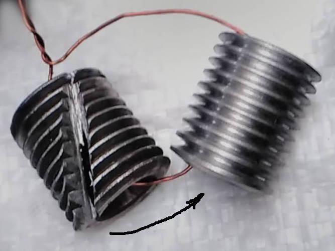 Шкив двигателя газонокосилки