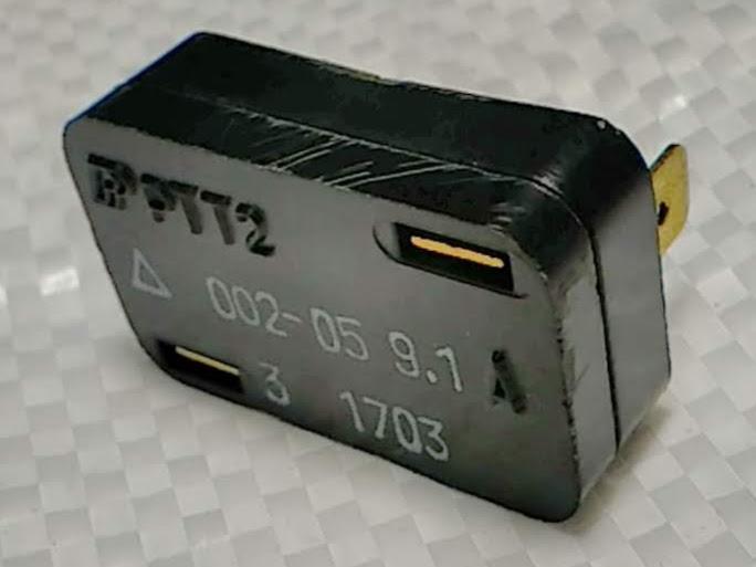 Пусковое реле РТТ-2 на 9.1 Ампер