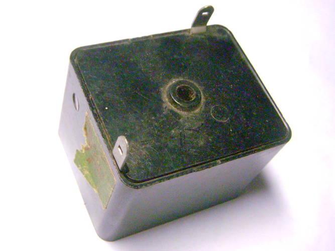 Советское пусковое реле РТП-1 на 3.5 Ампера