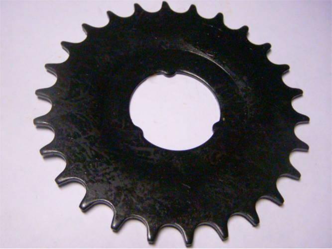Звезда велосипедная на 26 зубьев с внутренним диаметром 37 мм