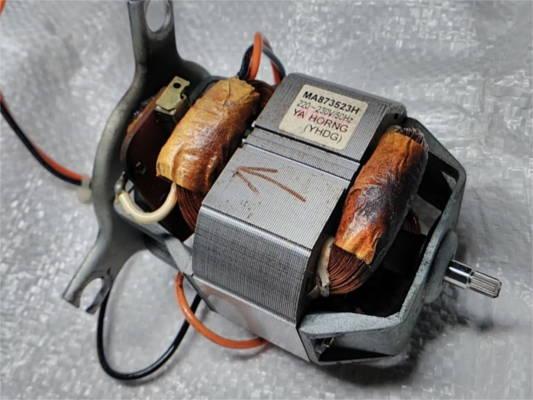 Электродвигатель MA992523H для кухонного комбайна