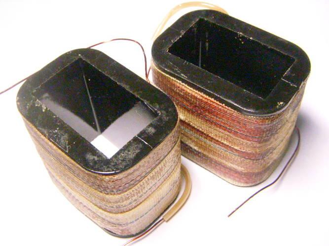 Медные электромагнитные катушки для вибрационного насоса Малыш, Ручеек